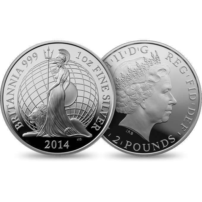 Britannia Silver Proof