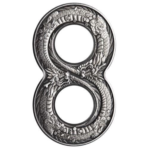 figure 8 coin